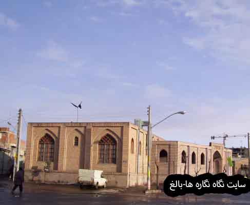 ۶ –  مسجد زرگران بناب   Zargaran Mosque, Bonab