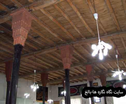 مسجد گونیلَر Mosque  Gunilar  Bonab