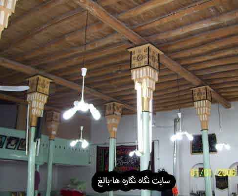 مسجد حافظ (اولاد ذکور)     Mosque Hafez Bonab