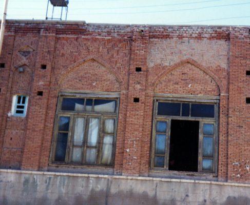سایر مساجد چوبی با سرستونهای حجمی در بناب