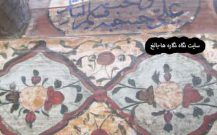 مکاتب نقّاشی و نگارگری در ایران ،  مساجد بناب و مناطق آن