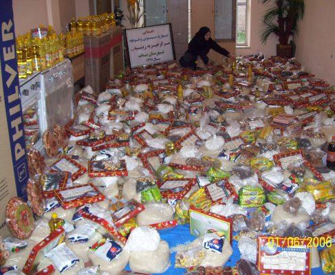شرح فعالیت های خیریّه زینبیّه شهرستان بناب :    Zeynabiyeh Charitable Institute of Bonab