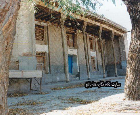 مرمّت مسجد اسماعیل بیگ : (Safavid Era)  Esmsaiel Beige Mosque