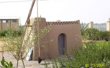 باغات ،  خانه باغ های قدیمی و سنّتی در شهر بناب  :