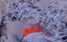 چُوز چوول آلتیندا اولار   : یا ( آتش زیر خاکستر )