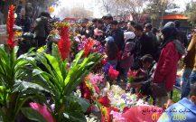 مراسم چرشنبه بازار و چرشنبه سوری در بناب :