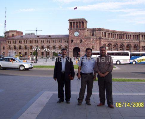 صنایع دستی ارمنستان ( ایروان )  سال ۱۳۸۷