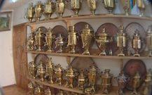 موزه مردم شناسی اردبیل ( گرمابه آقا تقی ) ( قسمت اول )