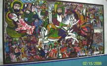 موزه مردم شناسی اردبیل ( گرمابه ظهیرالاسلام ، آقا تقی )  ( قسمت دوم  )