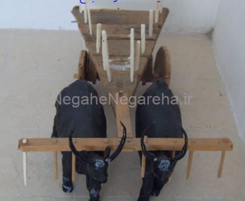 دست سازهای فرهنگی شاد روان محمد حسین پورخداقلی بنابی  :
